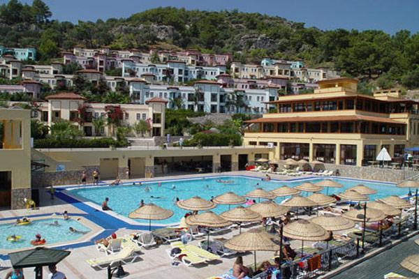 Caria Holiday Resort Hotel Fethiye, Fethiye Hotels ...