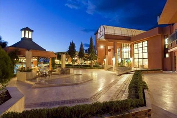 Colossae Thermal Hotel Pamukkale Spa Thermal Hotels Spa