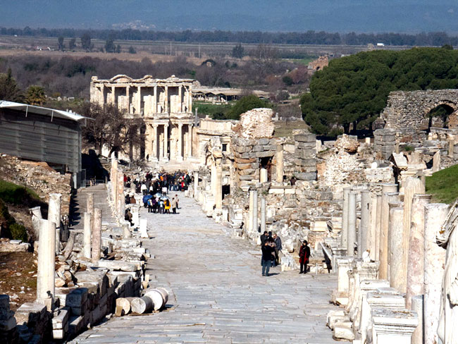 Private Ephesus tour from Kusadasi or Izmir with the ...