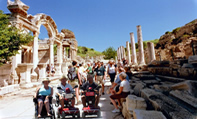 Ephesus Mobility Scooter for Disabled and Elder Guests