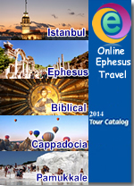 Online Ephesus Travel Tour 2018 Catalog